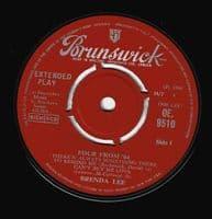 Brenda Lee As Usual Vinyl 7 Inch   Planet Earth Records